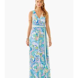Lilly Pulitzer   Conch Republic Bellina Maxi Dress
